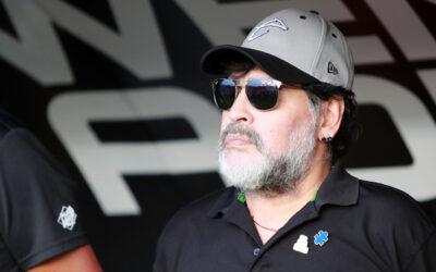 Weekend watch: Maradona in Mexico
