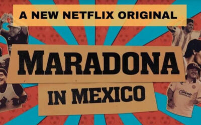 Weekend watch: Maradona in Mexico