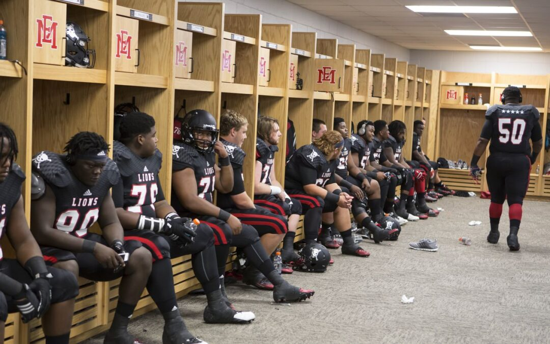 Weekend watch: The snap of the East Mississippi Lions